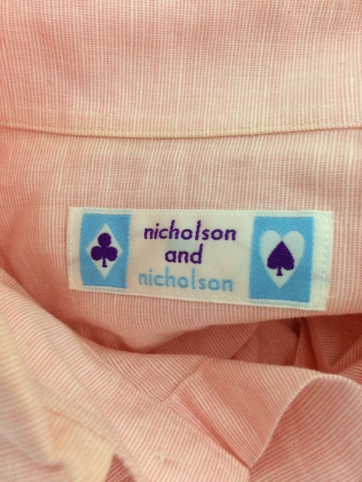 NICO.(nicholson&nicholson)(ニコ(ニコルソンアンドニコルソン))のシャツ