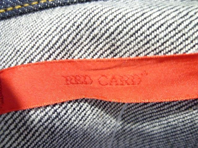 RED CARD(レッドカード)のジャケット