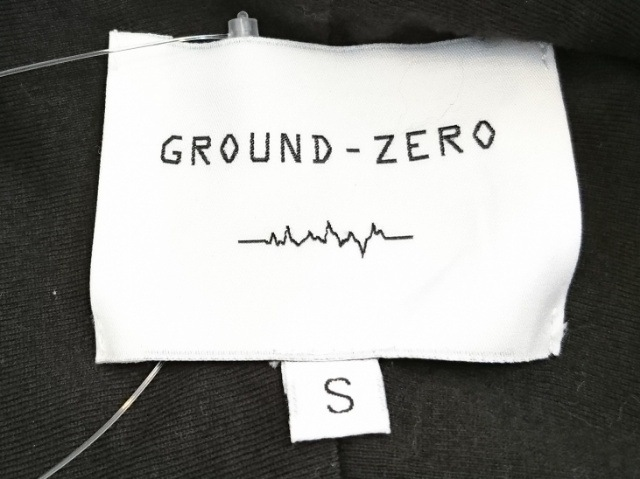 GROUND-ZERO(グラウンドゼロ)のブルゾン