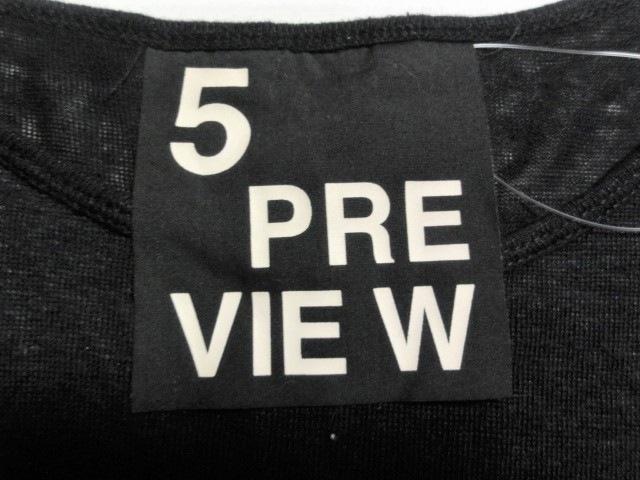 5preview(ファイブプレビュー)のチュニック