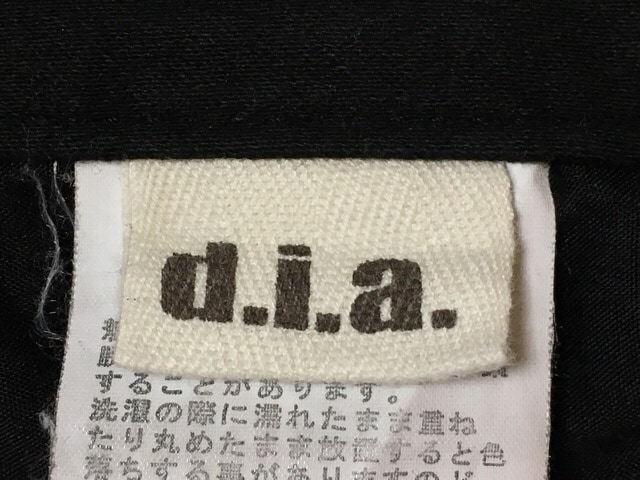 d.i.a.(ダイア)のパンツ