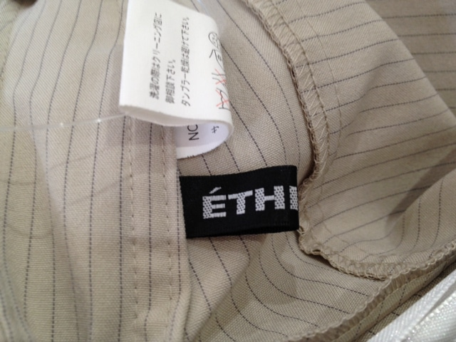 ETHIQUE(エティック)のパンツ