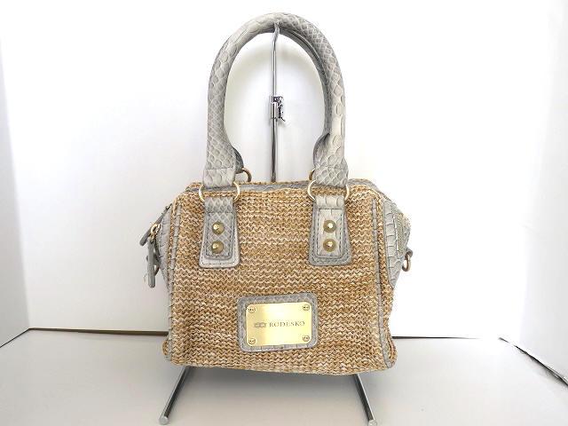 RODE SKO(ロデスコ)のハンドバッグ