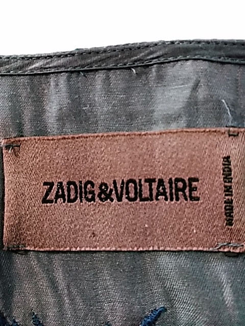 Zadig&Voltaire(ザディグエヴォルテール)のカットソー