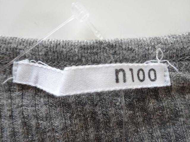 n100(エヌワンアンドレッド)のカットソー