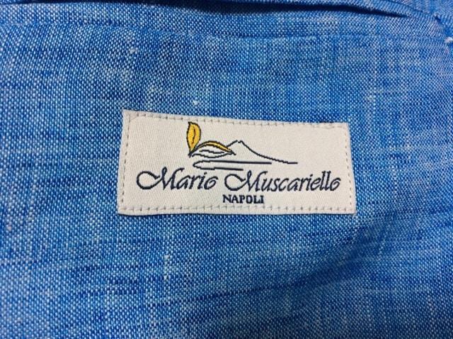 mario Muscariello(マリオムスカリエッロ)のジャケット