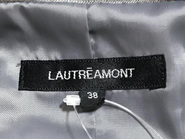 LAUTREAMONT(ロートレアモン)のブルゾン
