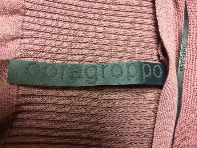 coragroppo(コラグロッポ)のカーディガン
