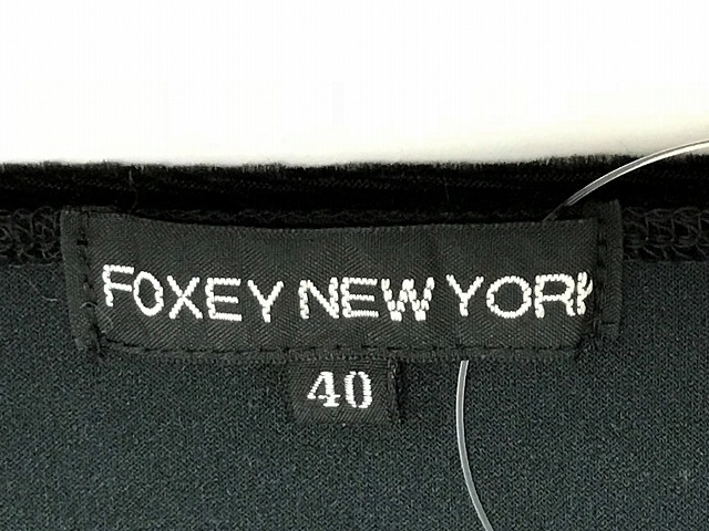 FOXEY NEW YORK(フォクシーニューヨーク)のカットソー