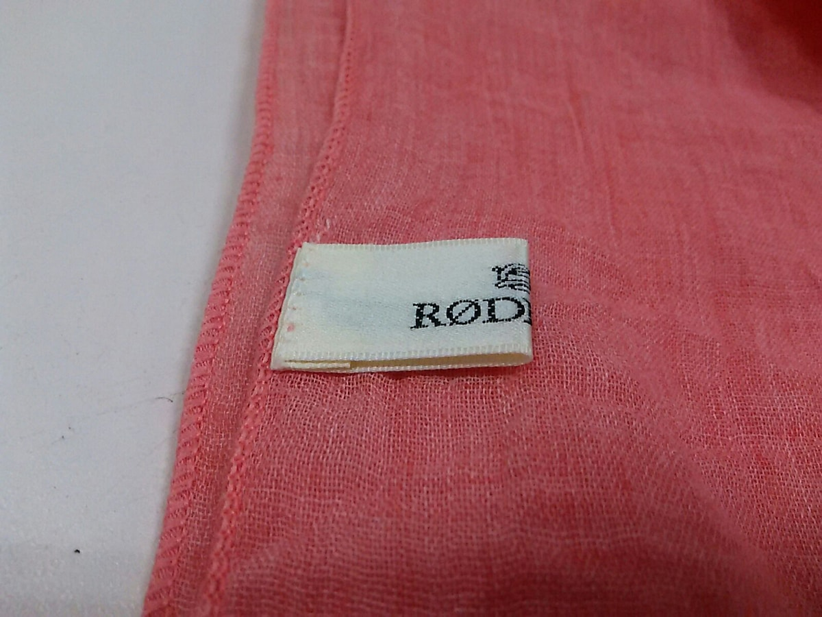 RODE SKO(ロデスコ)のマフラー