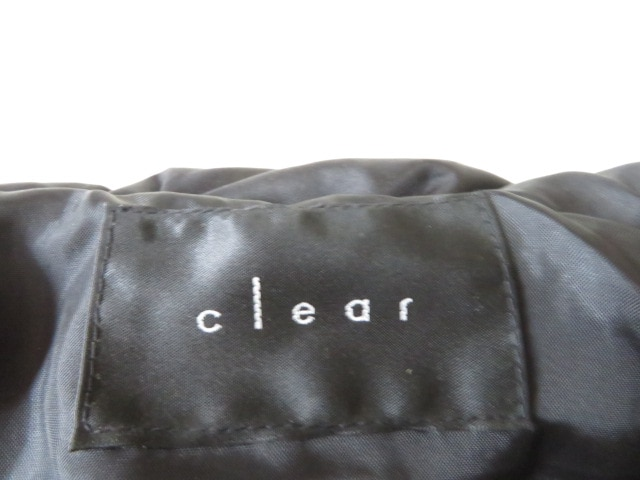 CLEAR(クリア)のダウンジャケット