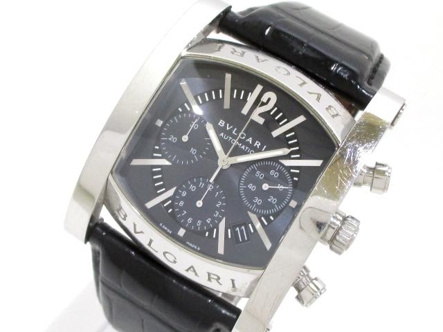 edf29e4d558c BVLGARI(ブルガリ)/アショーマクロノグラフ/腕時計/型番AA48SCHの買取 ...