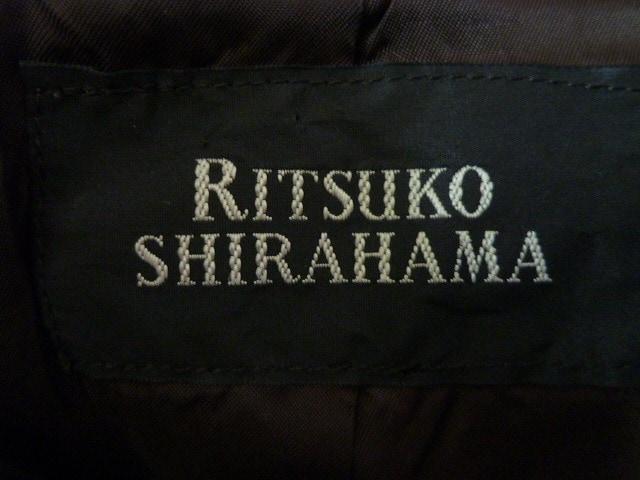 RITSUKO SHIRAHAMA(リツコシラハマ)のダウンコート