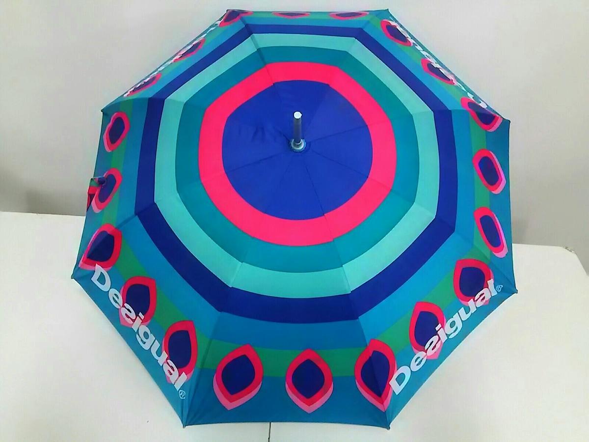 Desigual(デシグアル)の傘