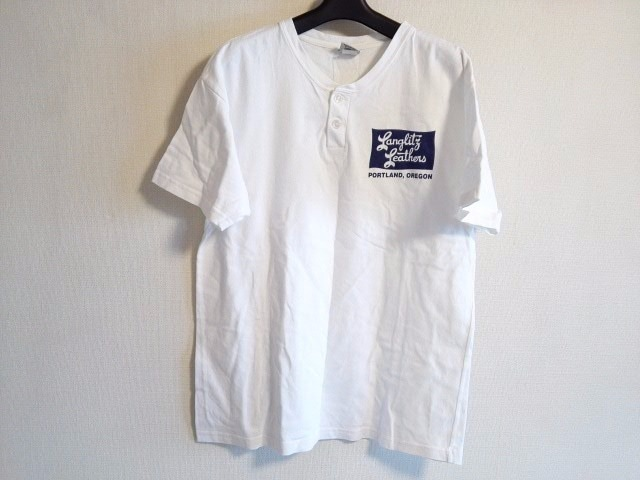 Langlitz Leathers(ラングリッツレザー)のTシャツ