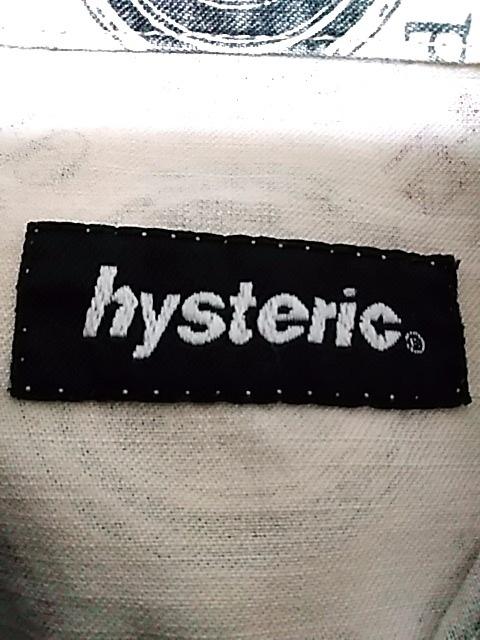 HYSTERIC(ヒステリック)のシャツブラウス