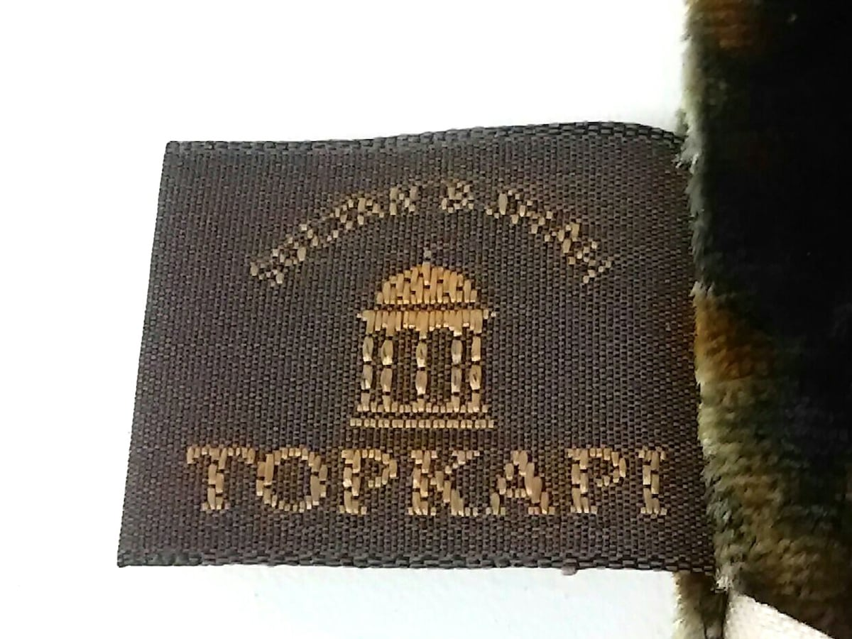 TOPKAPI(トプカピ)のマフラー