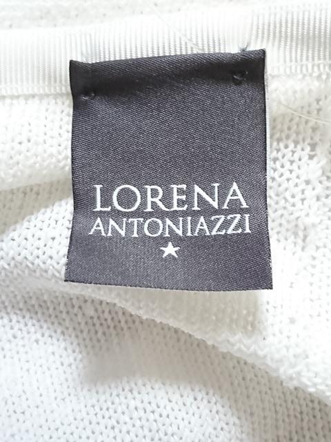 LORENA ANTONIAZZI(ロレーナ アントニアッジ)のカーディガン
