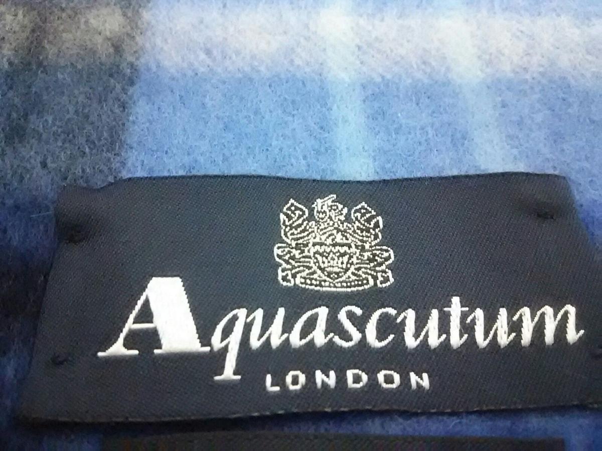 Aquascutum(アクアスキュータム)のマフラー