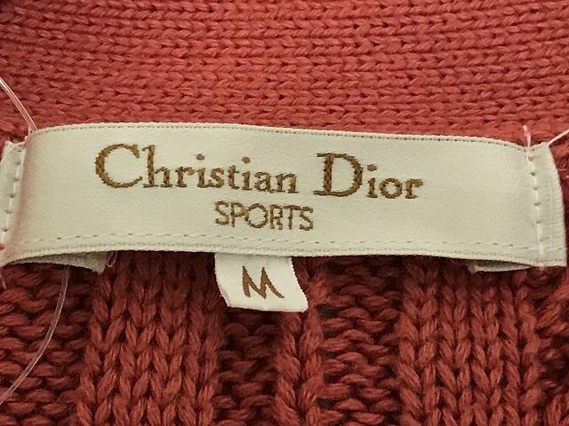 ChristianDiorSports(クリスチャンディオールスポーツ)のカーディガン