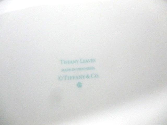 TIFFANY&Co.(ティファニー)のリーフ オーバルプラター
