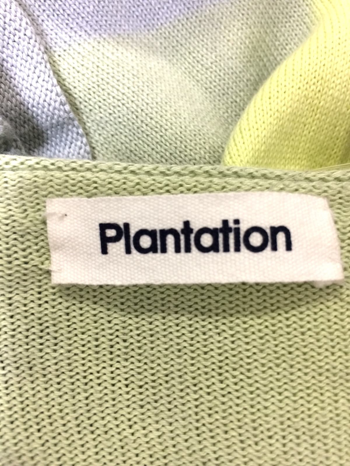 Plantation(プランテーション)のセーター