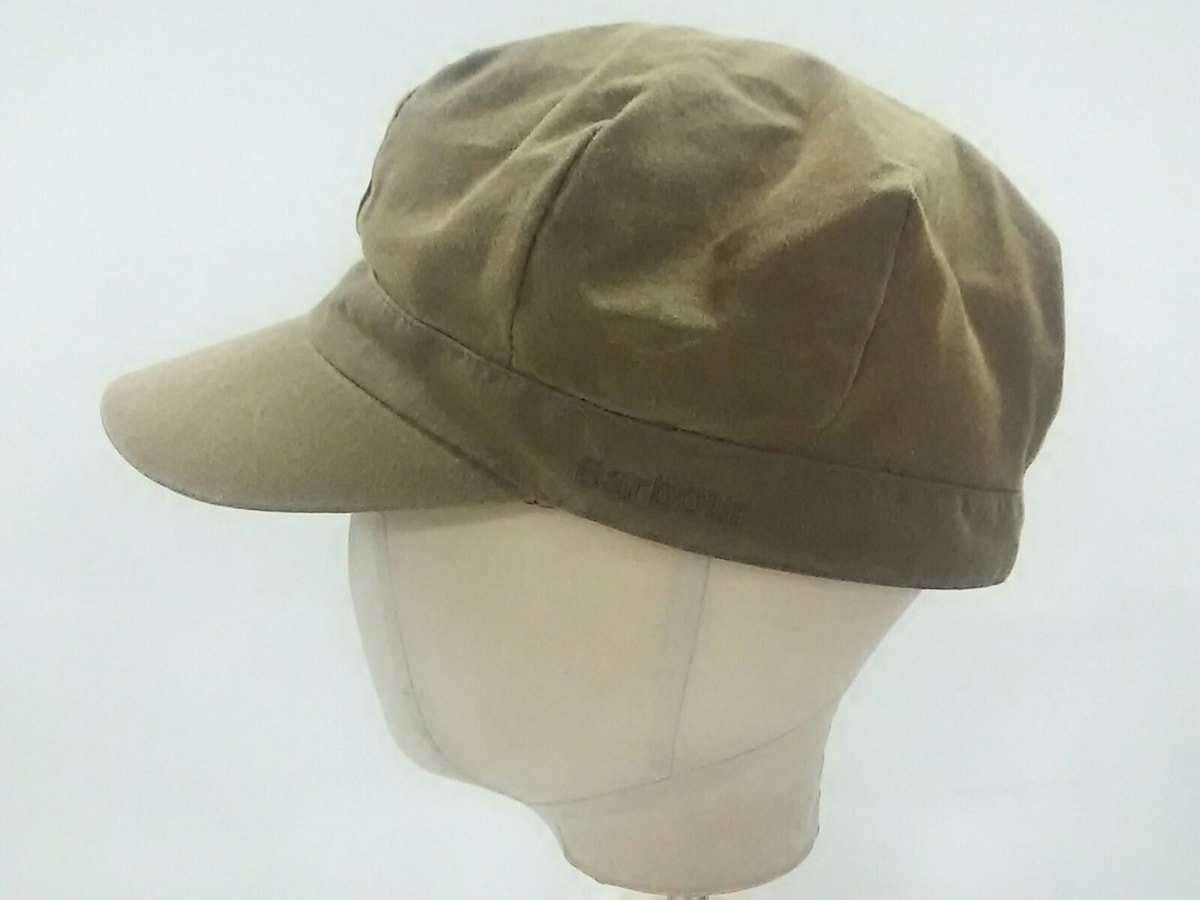 Barbour(バーブァー)の帽子