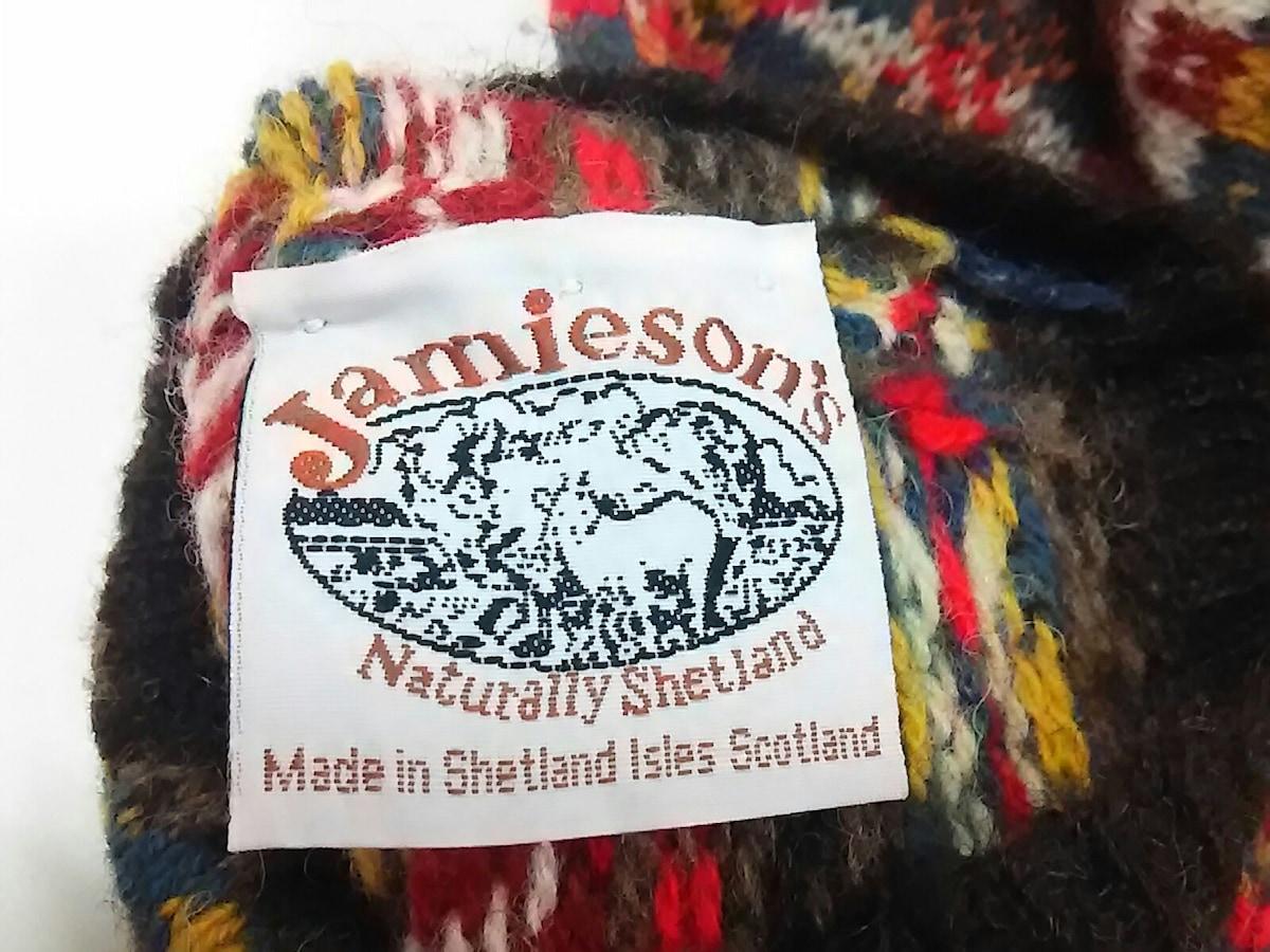 Jamieson's(ジャミーソンズ)のマフラー
