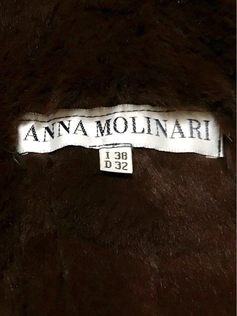 ANNA MOLINARI(アンナモリナーリ)のブルゾン