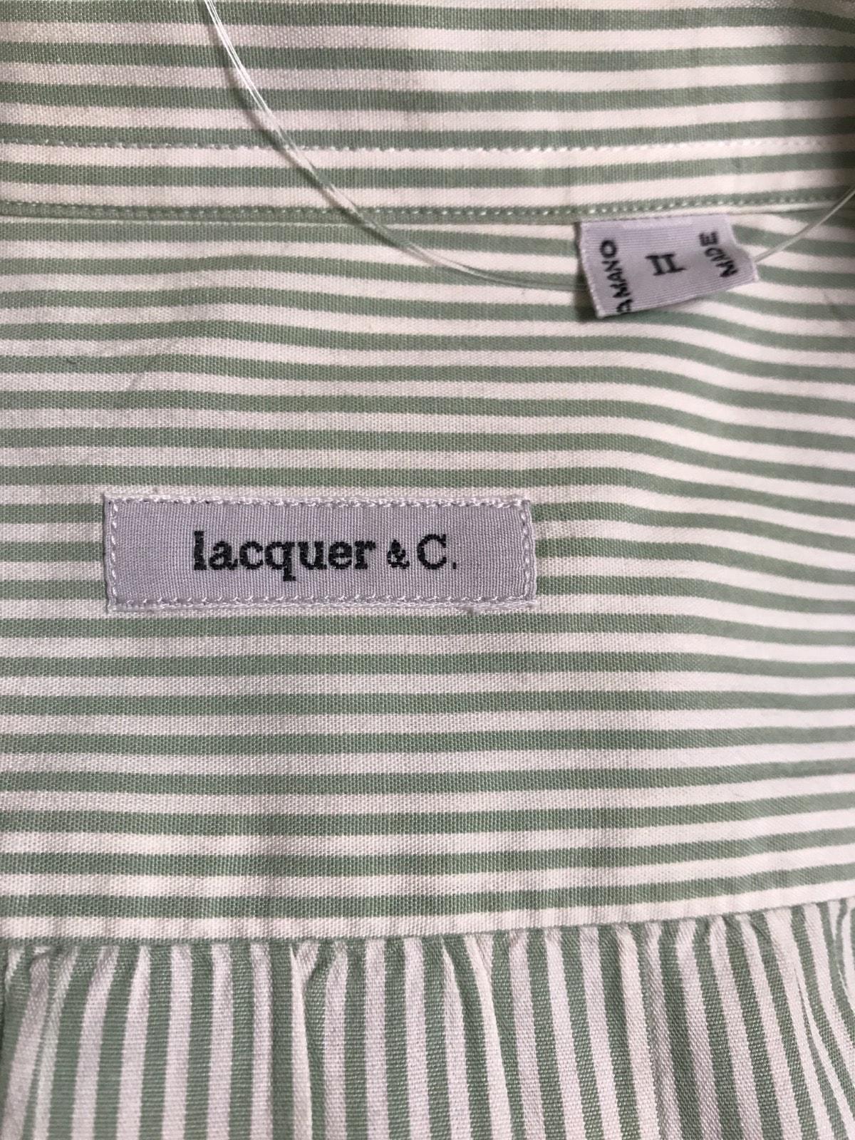 lacquer&c(ラクアアンドシー)のシャツ
