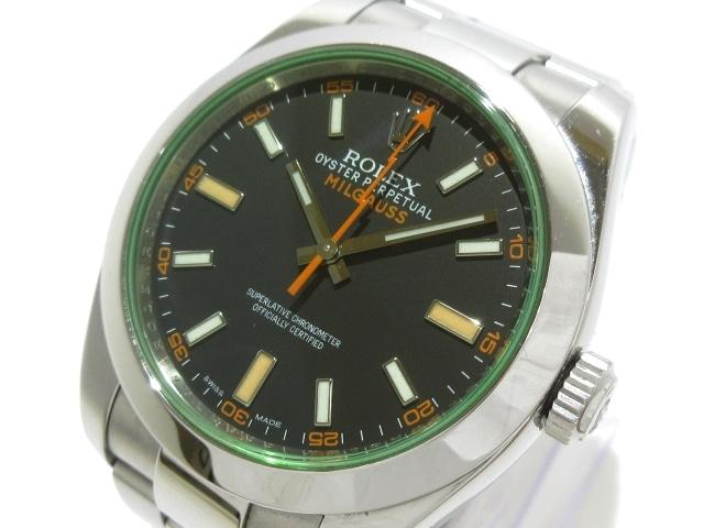 腕時計/ミルガウス / 116400GV
