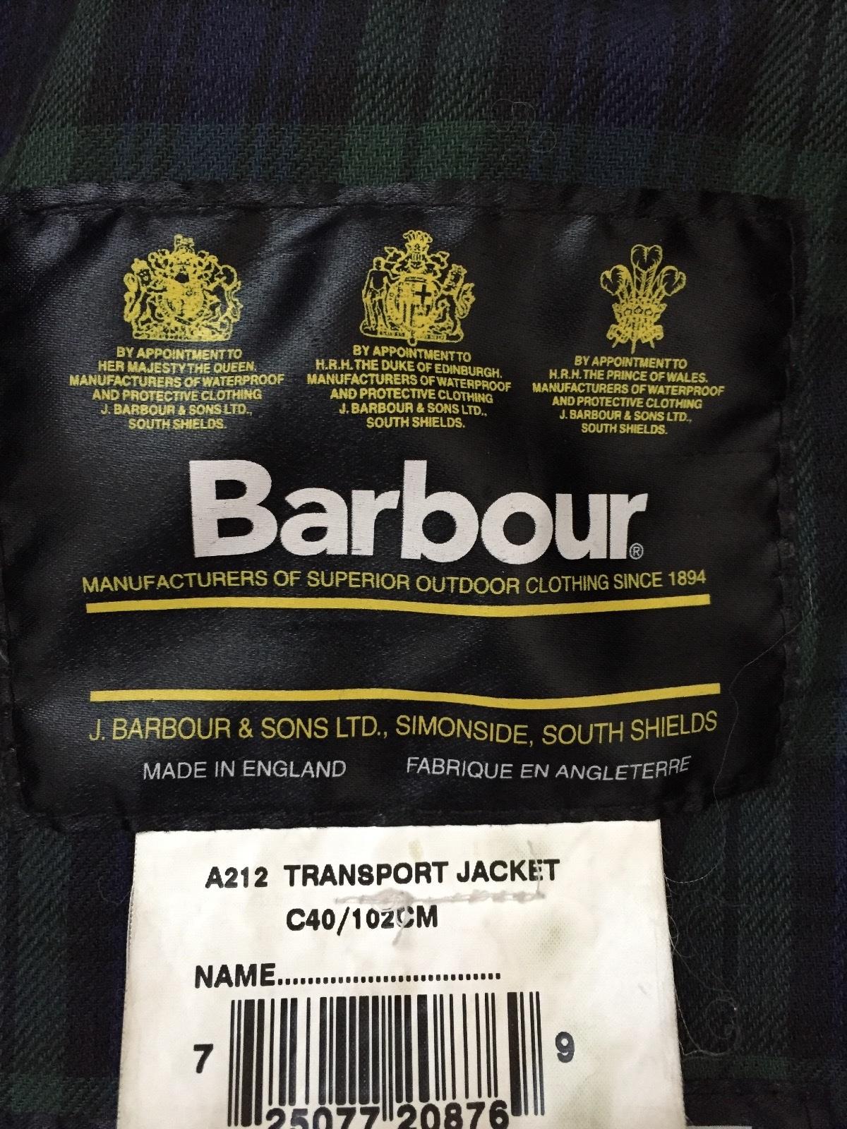 Barbour(バーブァー)のブルゾン