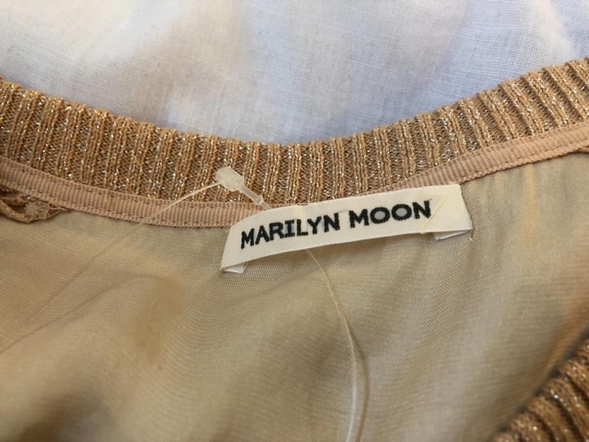 MARILYN MOON(マリリンムーン)のカーディガン