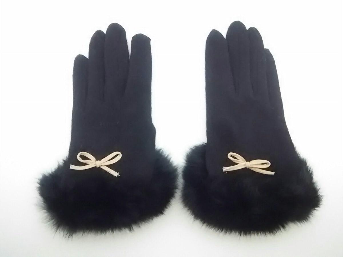 NATURAL BEAUTY BASIC(ナチュラルビューティー ベーシック)の手袋