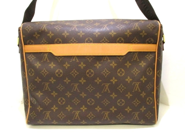 400d85d9a160 Detalles acerca de Auth LOUIS VUITTON Abbesses M45257 Monogram Canvas  SP0023 Shoulder Bag