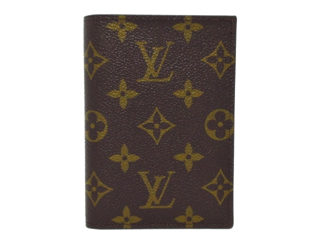 LOUIS VUITTON(ルイヴィトン)のクーヴェルテュール・パスポール NM