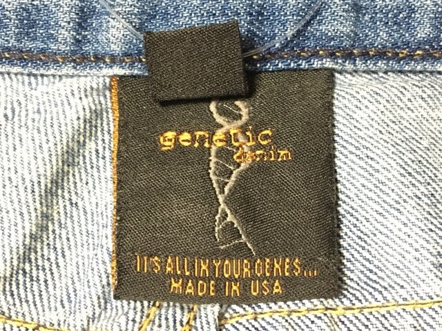 GENETIC DENIM(ジェネティックデニム)のジーンズ