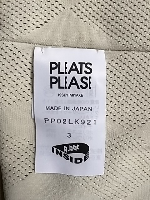 PLEATS PLEASE(プリーツプリーズ)のカットソー