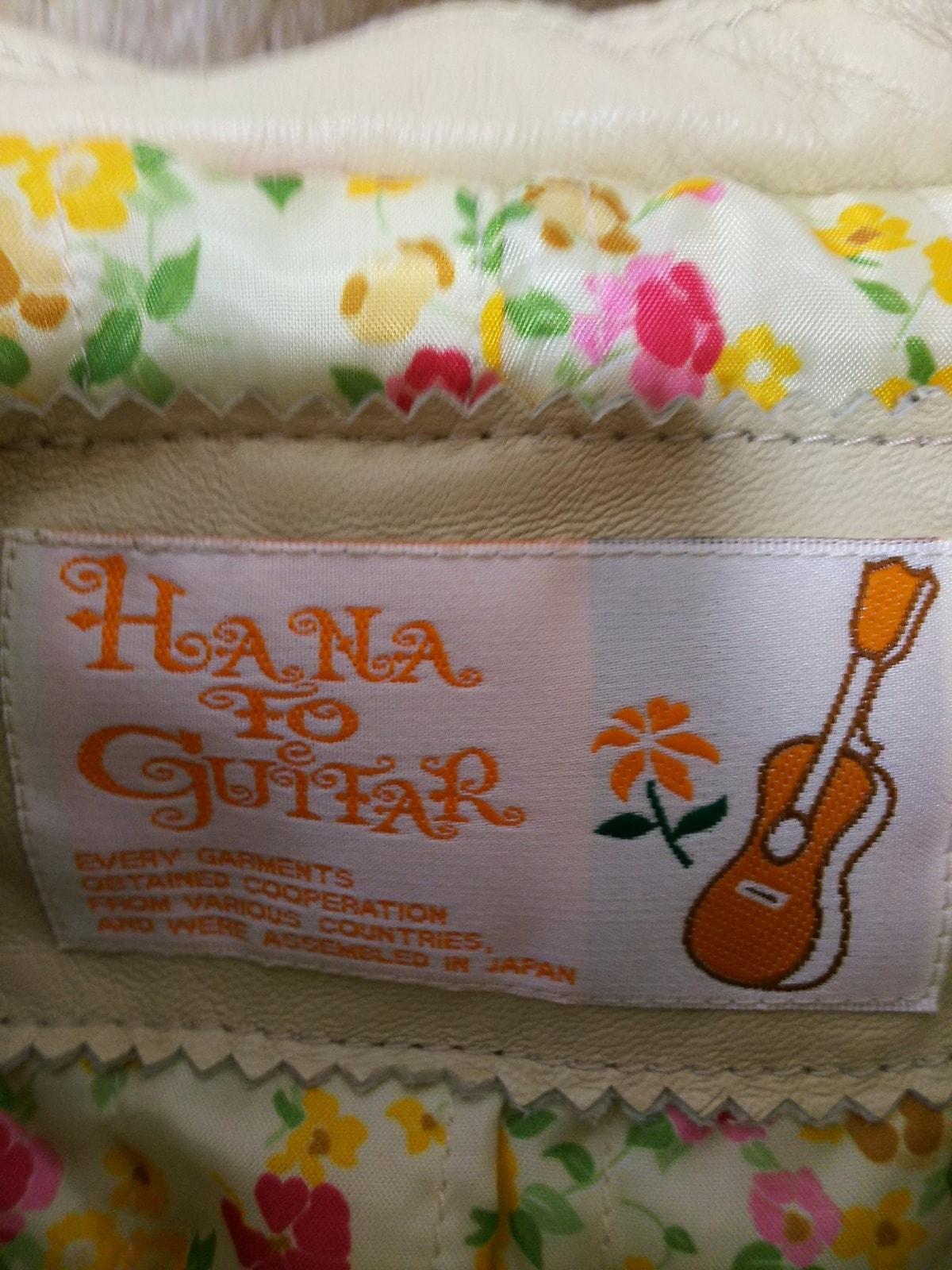 HANA TO GUITAR(ハナトギター)のコート