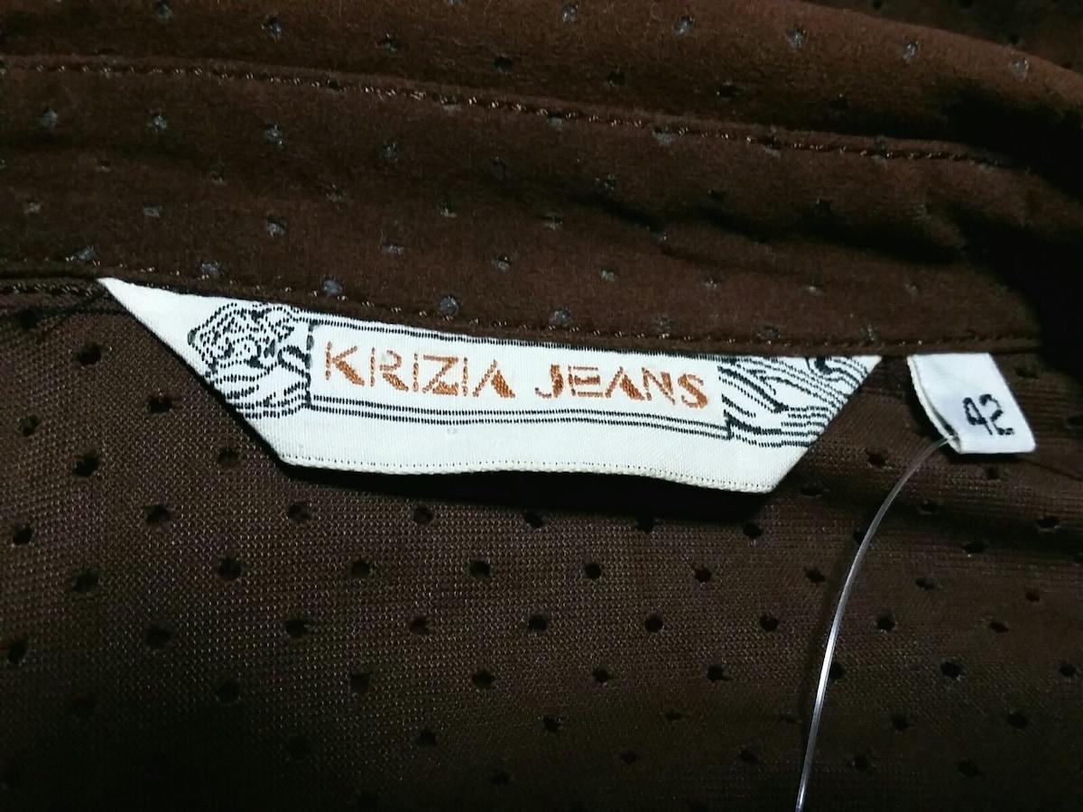 KRIZIA JEANS(クリッツィアジーンズ)のチュニック