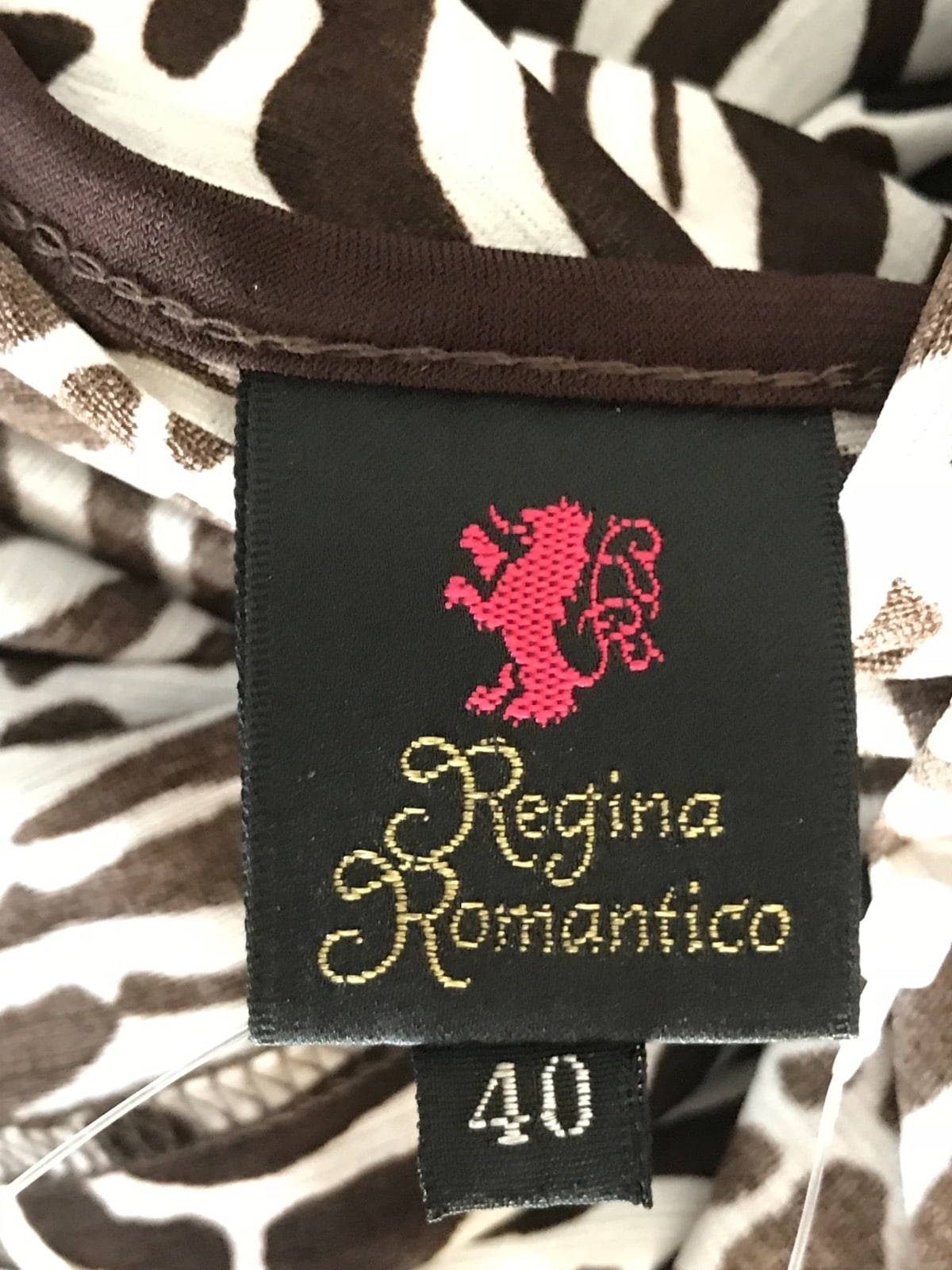 Regina Romantico(レジィーナロマンティコ)のカーディガン