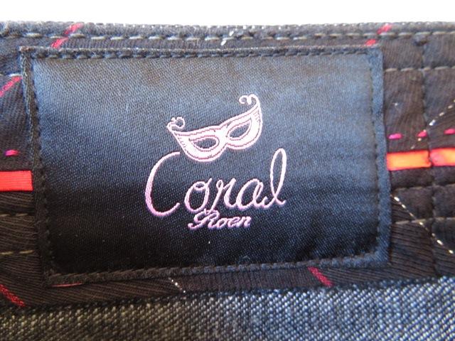 coral roen(コーラルロエン)のジーンズ