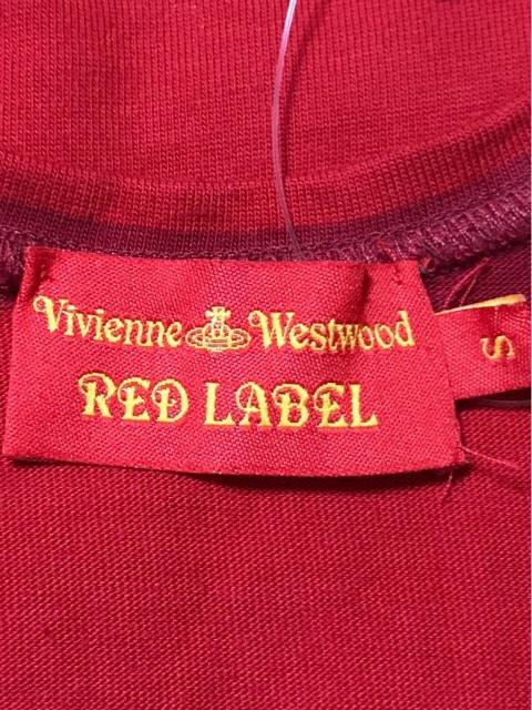VivienneWestwoodRedLabel(ヴィヴィアンウエストウッドレッドレーベル)のタンクトップ