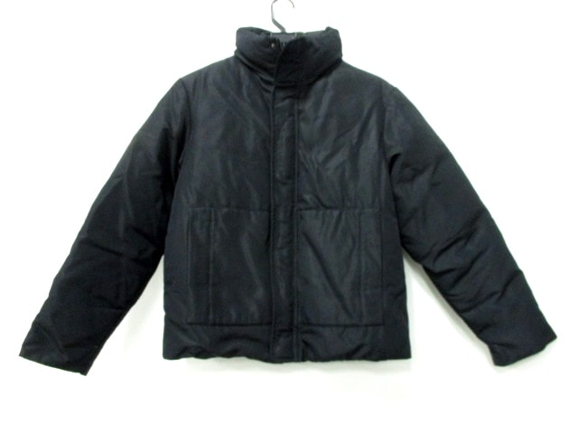 premium selection d438f 0c2a5 GUCCI(グッチ) ダウンジャケット サイズ46 L レディース 黒 冬物