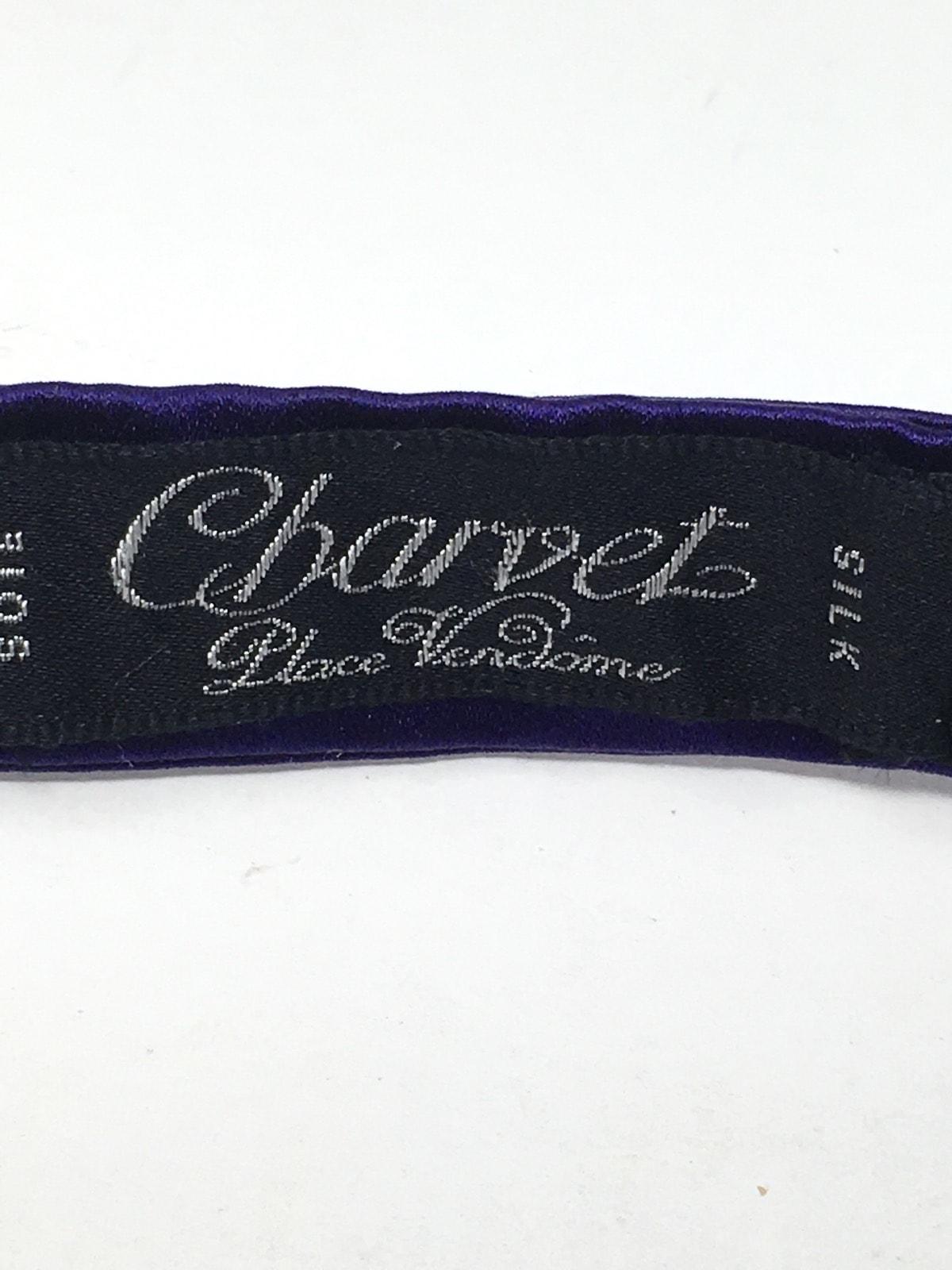Charvet(シャルベ)のネクタイ
