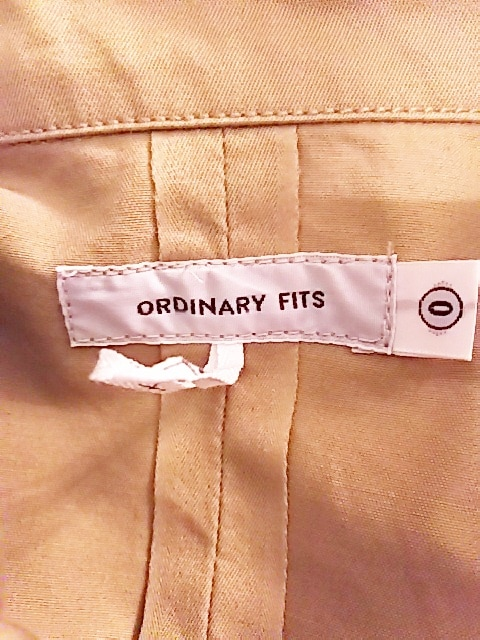 Ordinary fits(オーディナリーフィッツ)のコート