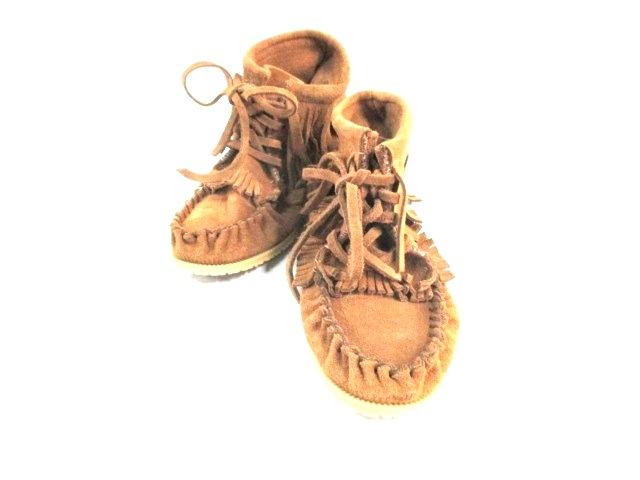 AMIMOC(アミモック)のブーツ