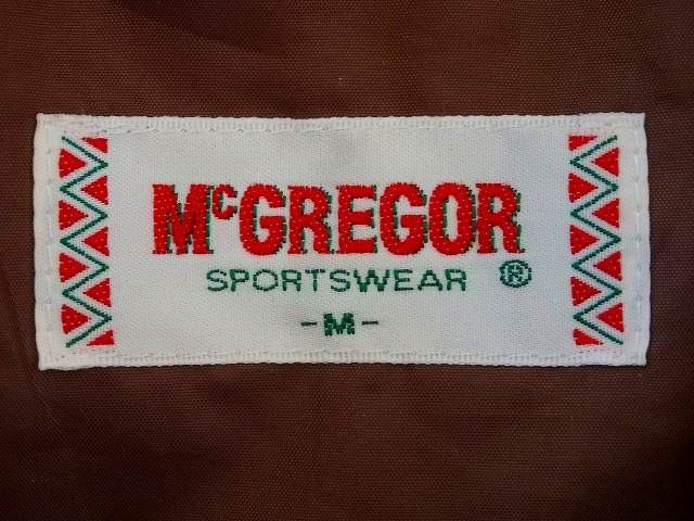McGREGOR(マクレガー)のダウンベスト