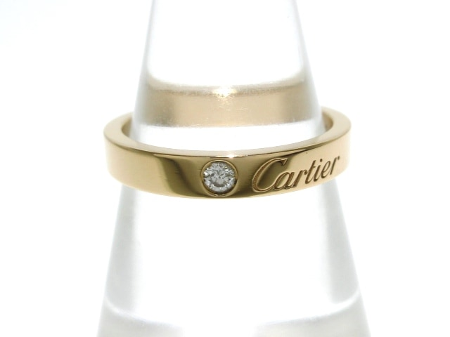 detailed look e059a 8d805 Cartier(カルティエ)/エングレーブド ウェディング リング ...