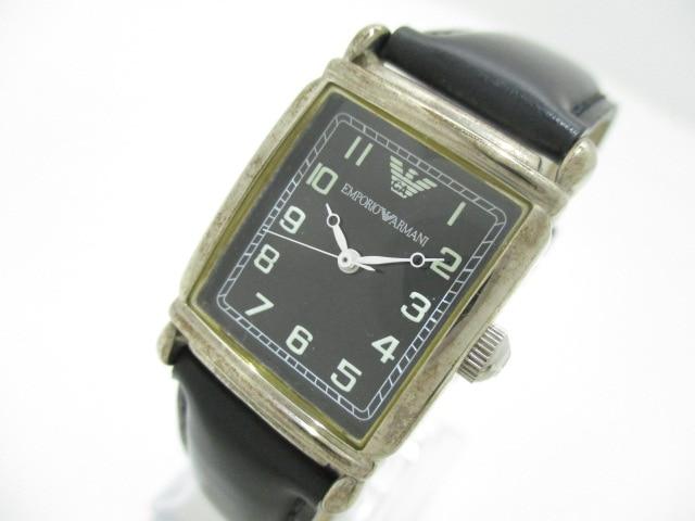 info for c53ab 4a36b EMPORIOARMANI(エンポリオアルマーニ)/腕時計/型番AR-0207の買取 ...